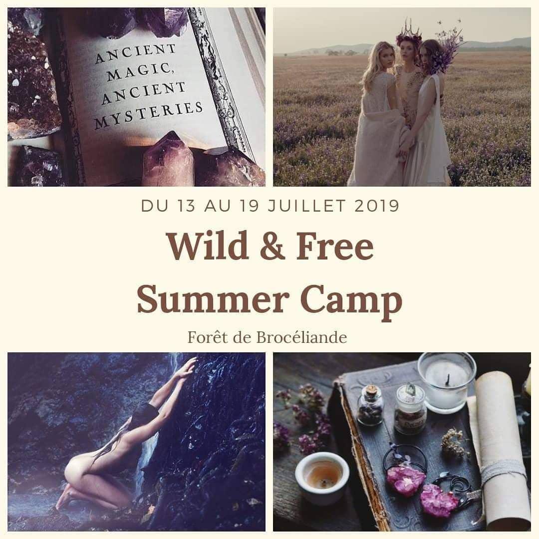 Wild & Free Summer Camp Charlotte Granet