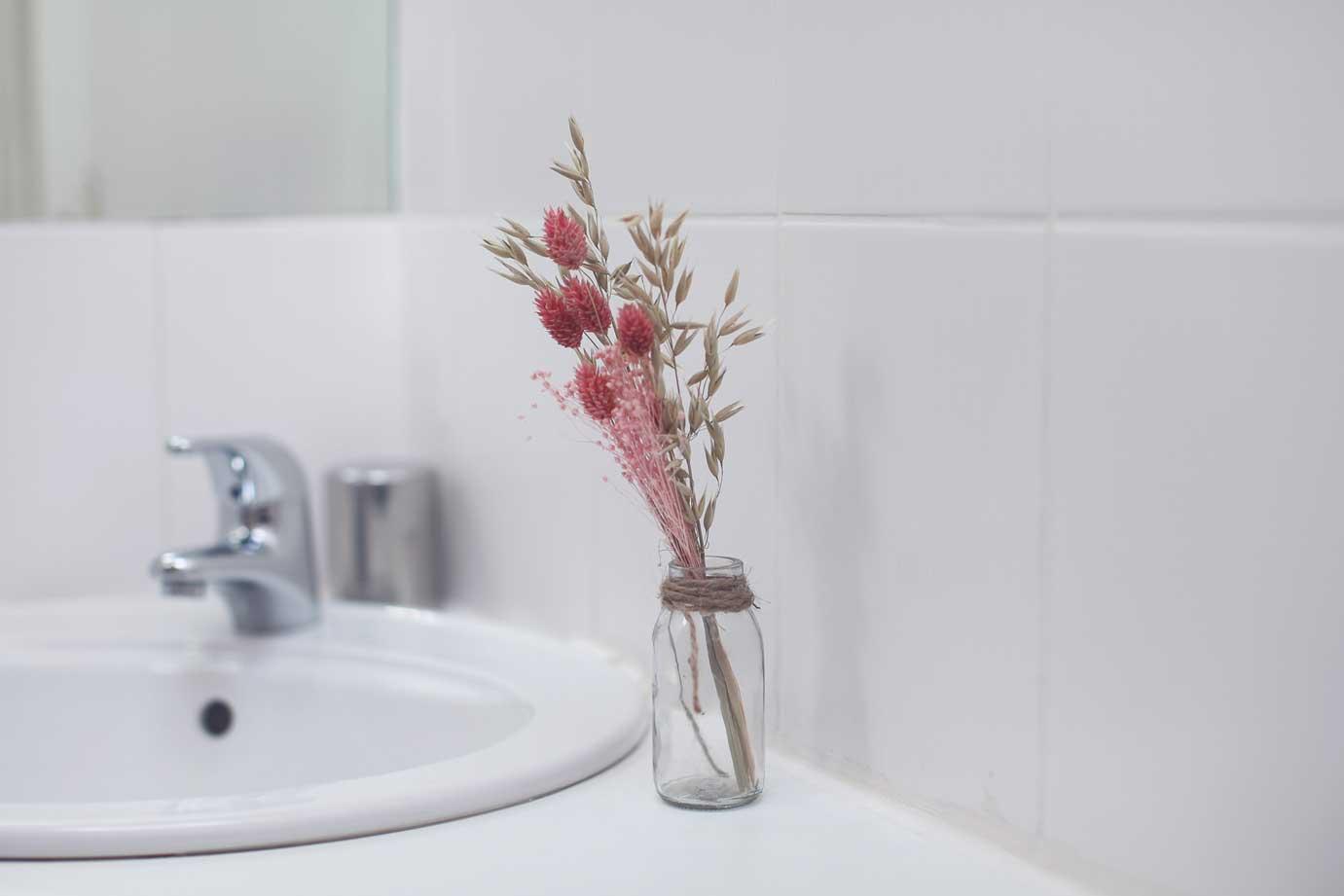 Salle de bain (Chambre Écureuils)