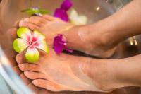 bain de pied méditation
